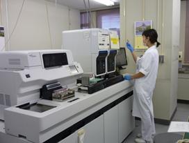 自動血球分析装置XN-3000 2台