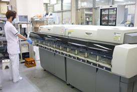 全自動免疫測定装置ARCHITECT i4000SR