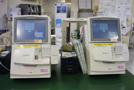ガス分析測定装置 2台